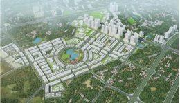 Phối cảnh dự án Hinode Royal Park