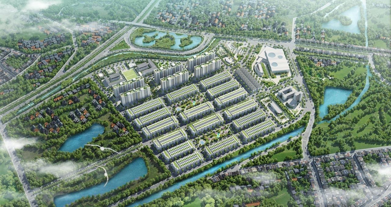 Tổng quan dự án khu công nghiệp Tân Hưng